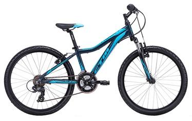 "Jalgratas CTM Rocky 2.0 24"" Blue 19"