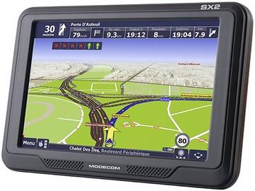Навигация Modecom FreeWay SX2 + MapFactor EU
