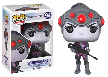 Funko Pop! Games Overwatch Widowmaker 94