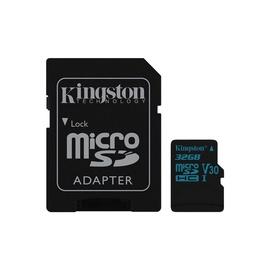 KORT ATM MICROSD C10 U3 32GB SDCG2/32GB (KINGSTON)