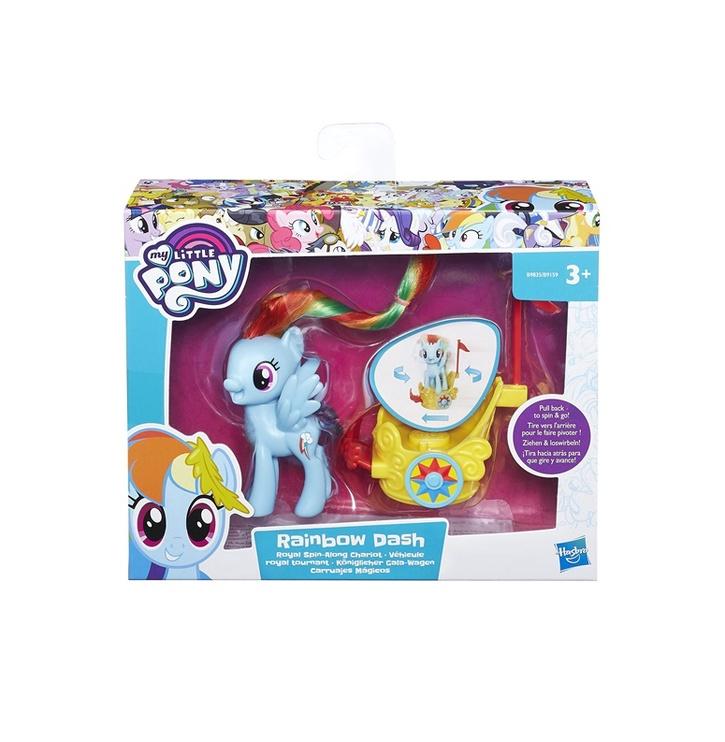 Mänguasjade Pony MPL kuninglikus kogus