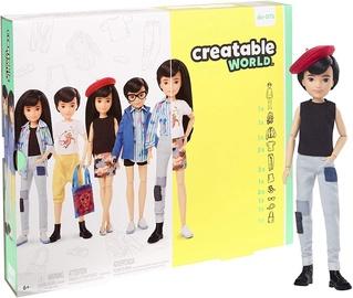 Кукла Mattel Creatable World Black Braided Hair