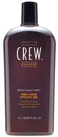 American Crew Firm Hold Styling Gel 1000ml