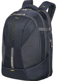 "Samsonite Travel Notebook Backpack For 16"" Black/Yellow"