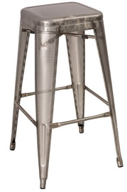 Signal Meble Hoker Long Bar Stool Perfored Steel
