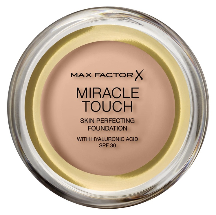 Max Factor Miracle Touch Skin Perfection Foundation SPF30 11.5g 45
