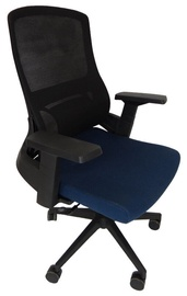 MN HT-7082B Office Chair Black/Blue
