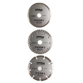 Teemantketas Vagner SDH 115 mm, 3 tk