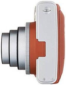 Fujifilm Instax Mini 90 Neo Classic Brown+Instax Mini Glossy 10