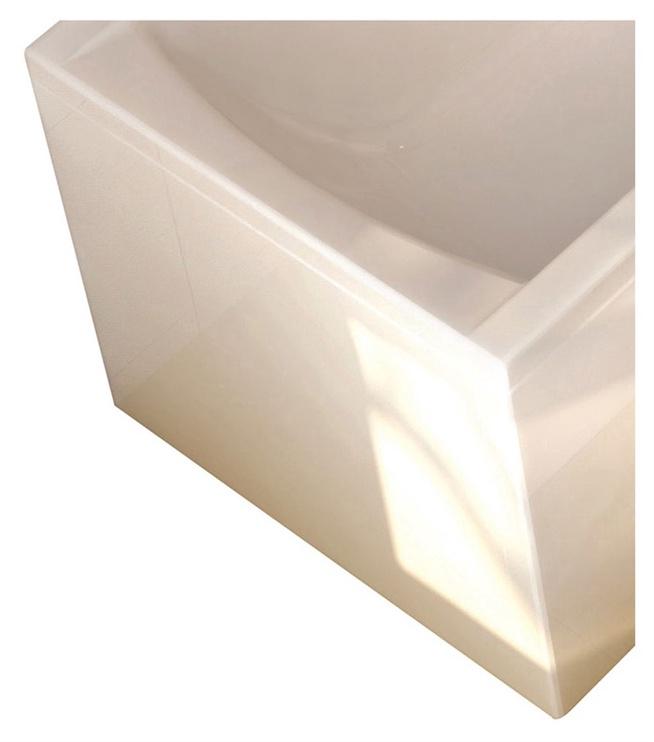 Vannas sānu panelis Ravak 70cm, balts