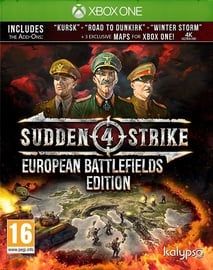 Sudden Strike 4: European Battlefields Edition Xbox One
