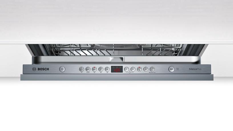 Įmontuojama indaplovė Bosch SMV45EX00E