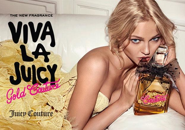 Parfüümvesi Juicy Couture Viva La Juicy Gold Couture 50ml EDP