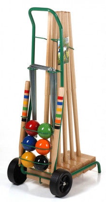 Londero Croquet SemiPro Set 6 Players Metal