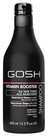 Gosh Vitamin Booster Shampoo 450ml