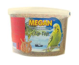 Pašaras banguotosioms papūgėlėms Megan, 2.31 kg