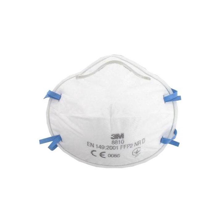 Respiratorius 3M 8810C3 FFP2, 3 vnt.