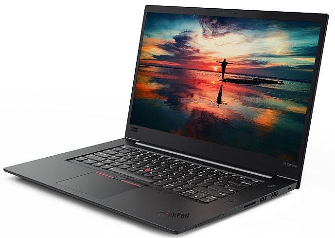 Lenovo ThinkPad X1 Extreme Black 20MF000XMH