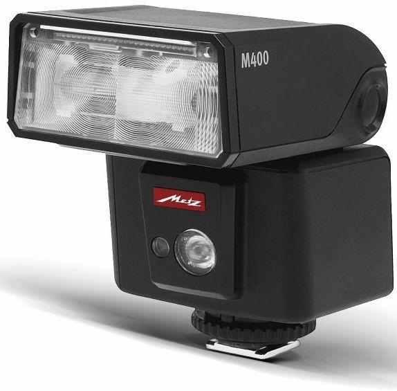Metz Mecablitz M400 Flash For Sony