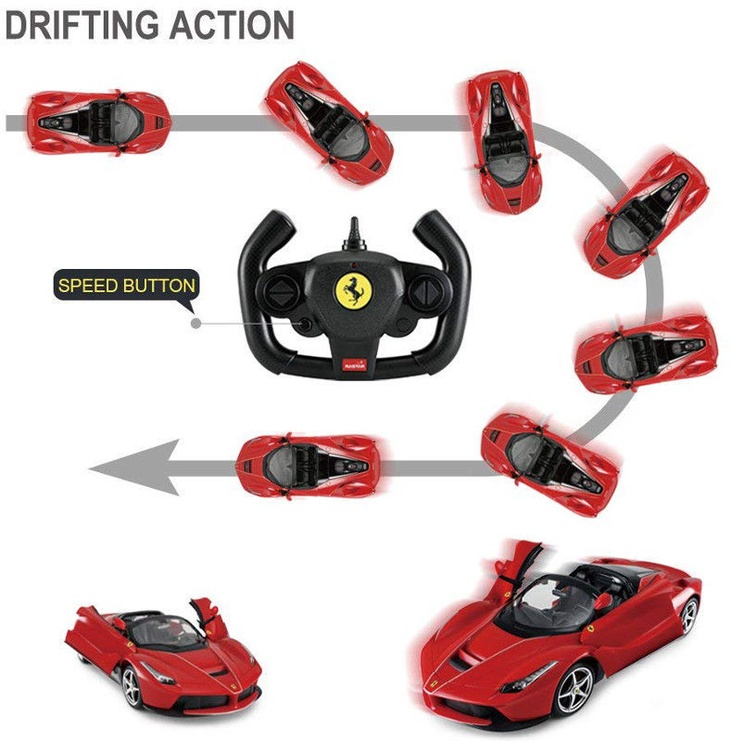 Rastar Ferrari LaFerrari Aperta 1:14 With Drift Function