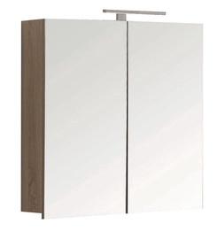 Vonios spintelė su veidrodžiu Masterjero YBC161-080