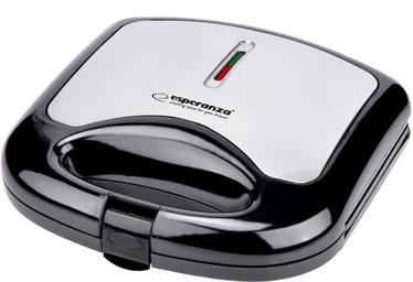 Esperanza Sandwich toaster EKT011 Black