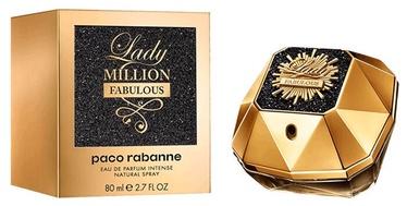 Parfüümvesi Paco Rabanne Lady Million EDP, 80 ml