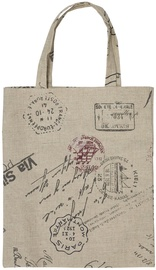 Home4you Home 34x40cm Cloth Bag With Handles Paris