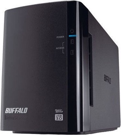 "Buffalo 3.5"" DriveStation Duo 8GB"