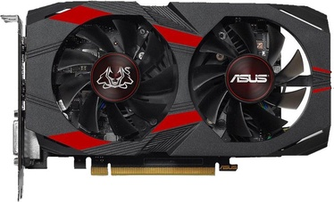 Asus Cerberus GeForce GTX 1050 Ti Advanced Edition 4GB GDDR5 PCIE CERBERUS-GTX1050TI-A4G