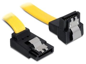 Delock Cable SATA / SATA 0.5 m Yellow