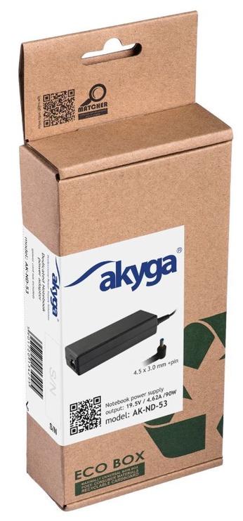 Akyga Power Adapter 19.5V/4.62A 90W