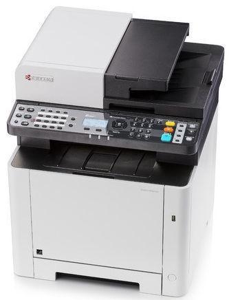 Daugiafunkcis spausdintuvas Kyocera Ecosys M5521CDW, lazerinis, spalvotas