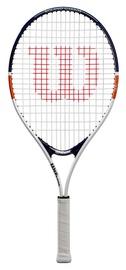 Tennisereket Wilson Roland Garros Elite, sinine/valge/punane