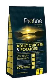Suņu barība Profine ar vistu un kartupeļiem, 3kg