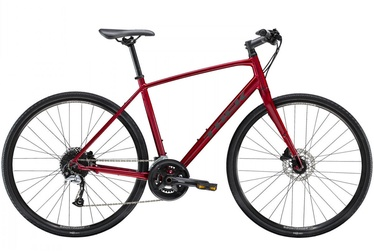 "Trek FX 3 Disc XL 28"" Red 20"