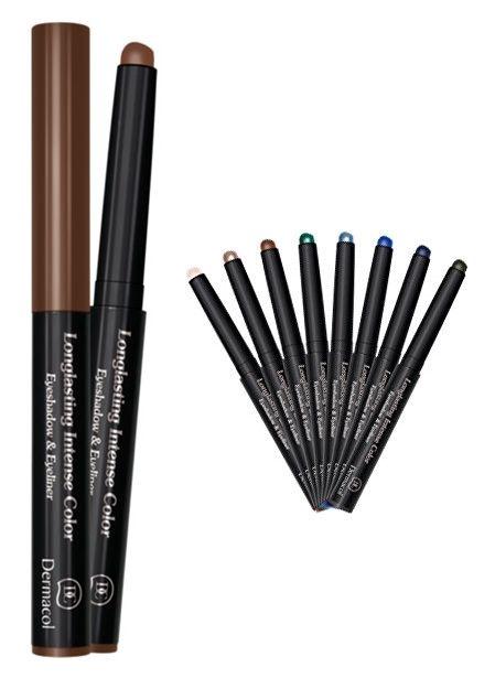 Dermacol Long-Lasting Intense Colour Eyeshadow & Eyeliner 1.6g 03