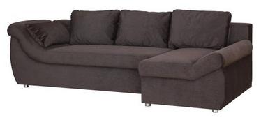 Bodzio Rojal Corner Sofa Right Velor Bronze