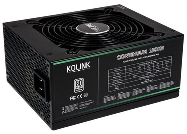 Kolink Continuum 80 Plus Platinum PSU 1500W
