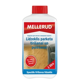 Mellerud Parquet Cleaning And Polishing 1L