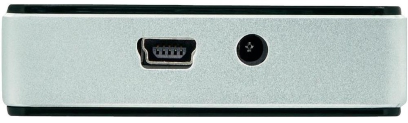 USB-разветвитель (USB-hub) Digitus HUB 10-port USB2.0 Black