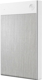 """Seagate Backup Plus Ultra Touch 2.5"""" USB 3.0 2TB White"""