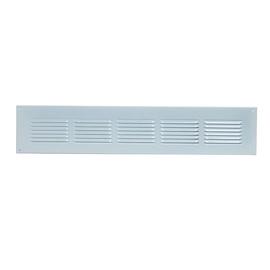 Ventilācijas reste Europlast MR500x100mm, balta