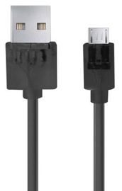 Esperanza Cable USB to USB-micro Black 1 m