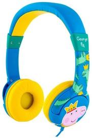 Ausinės OTL Technologies Kids Stereo Peppa Pig - Pig George