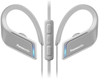 Panasonic RP-BTS55-H Wireless Headphones Gray