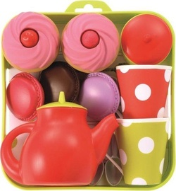 Ecoiffier Tea Set 8/960S