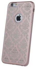Mocco Ornament Back Case For Samsung Galaxy S6 Rose Gold