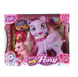 Mänguponi 2tk My pony