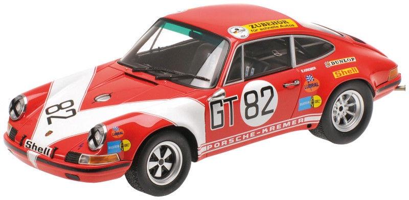 Minichamps Porsche 911S Kremer Class Winner 1:18 1971